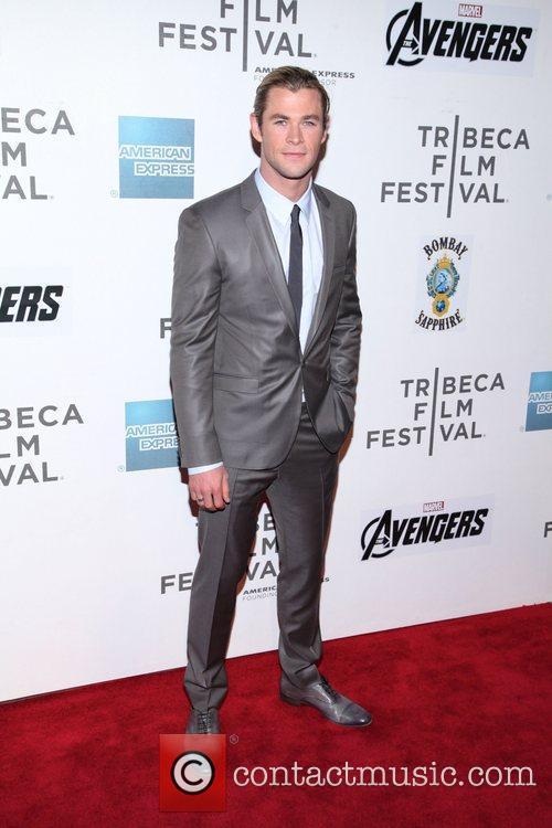 Chris Hemsworth and Tribeca Film Festival 3