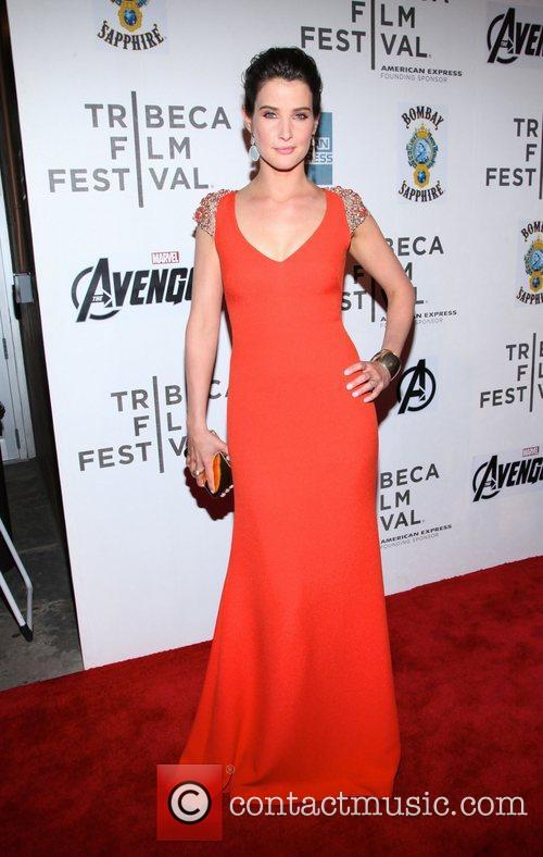 Cobie Smulders and Tribeca Film Festival 2