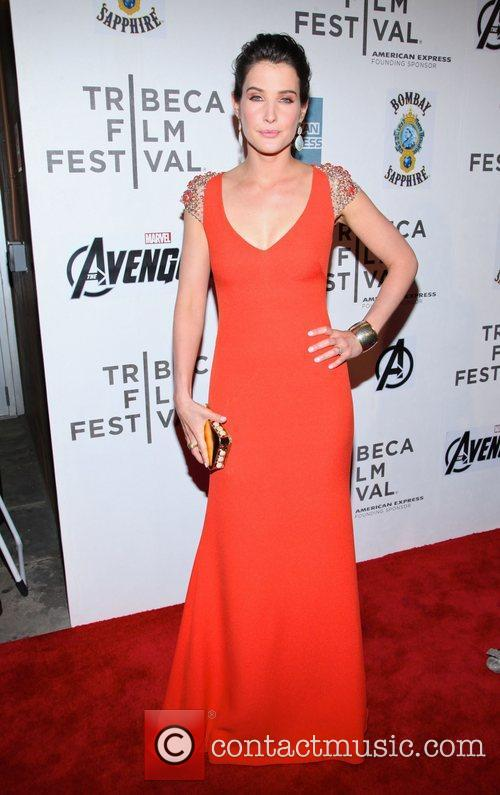 Cobie Smulders and Tribeca Film Festival 3
