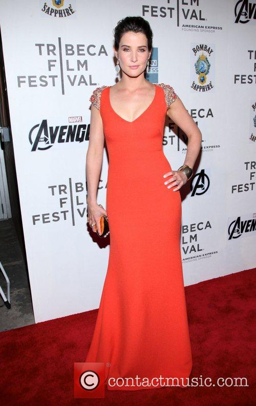 Cobie Smulders and Tribeca Film Festival 7