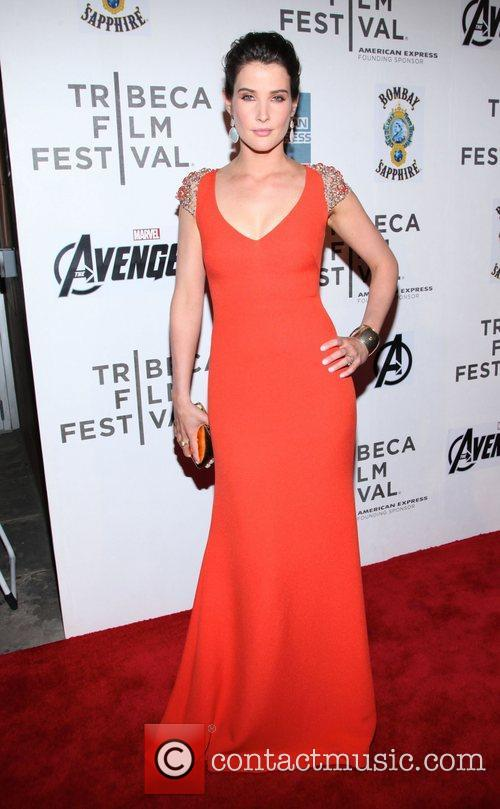 Cobie Smulders and Tribeca Film Festival 13