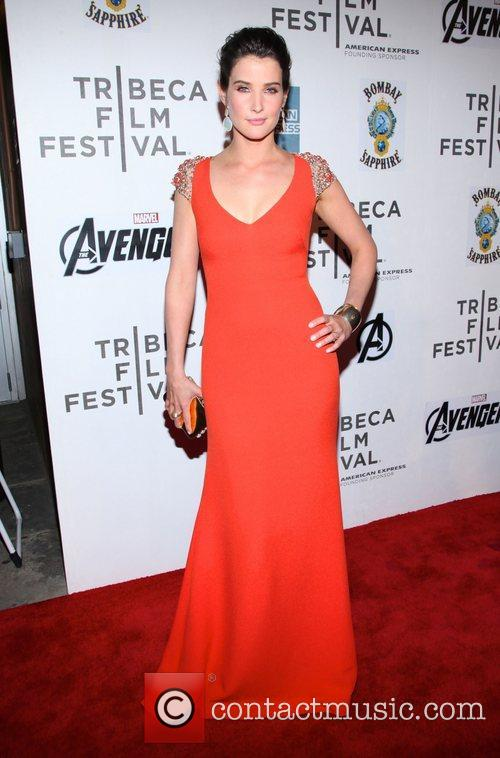 Cobie Smulders and Tribeca Film Festival 14