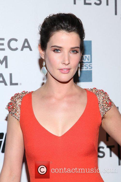 cobie smulders marvels the avengers premiere during 3851395
