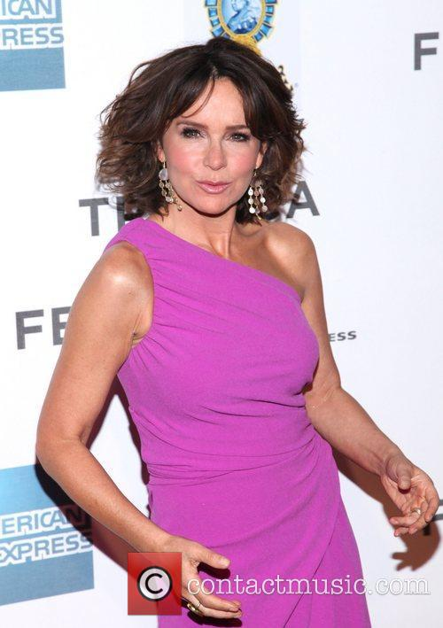 Jennifer Grey and Tribeca Film Festival 9