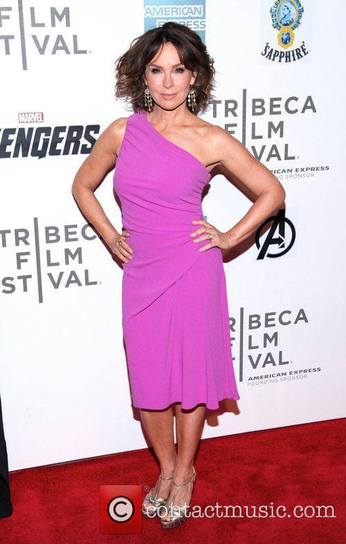 Jennifer Grey and Tribeca Film Festival 11