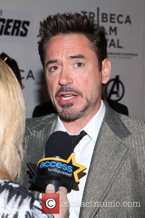Robert Downey Jr and Tribeca Film Festival 2