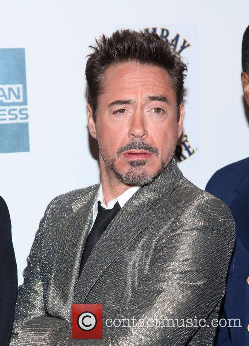 Robert Downey Jr and Tribeca Film Festival 5