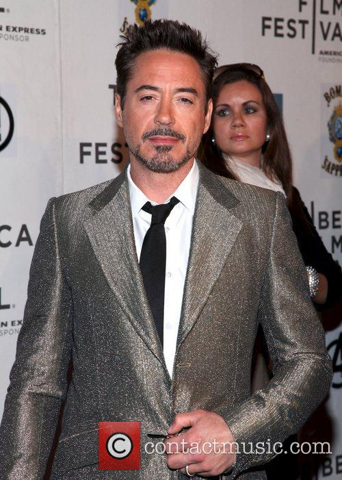Robert Downey Jr and Tribeca Film Festival 6