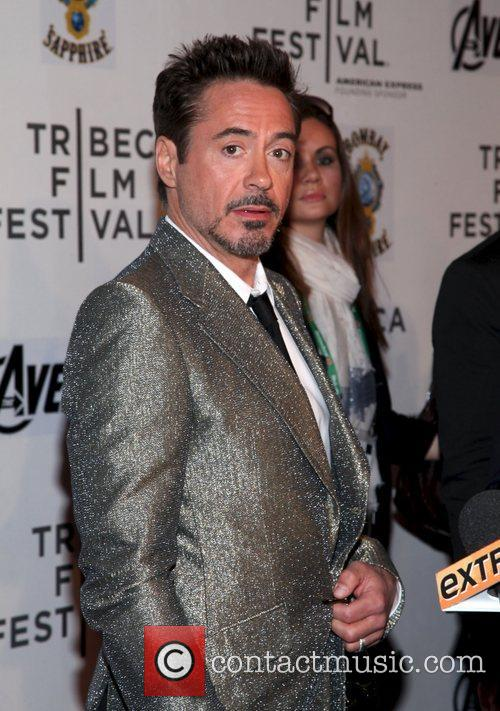 Robert Downey Jr and Tribeca Film Festival 7