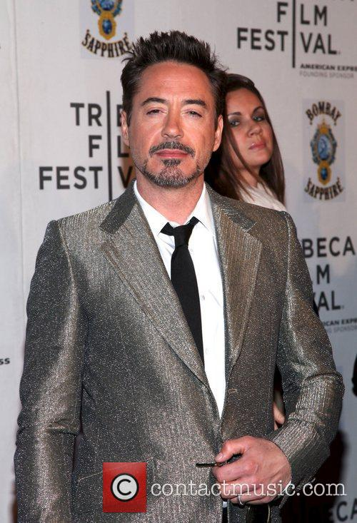 Robert Downey Jr and Tribeca Film Festival 8