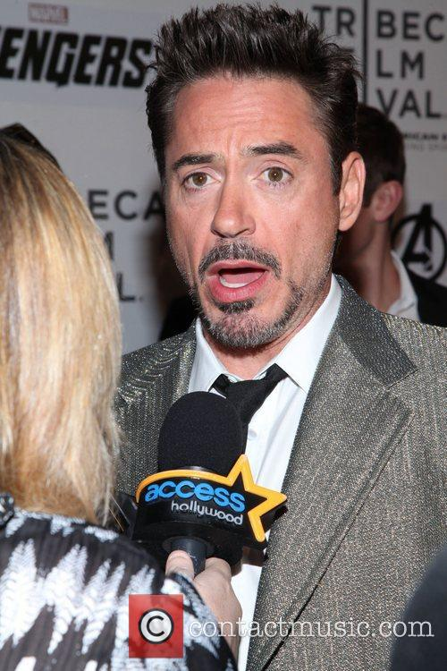 Robert Downey Jr and Tribeca Film Festival 9