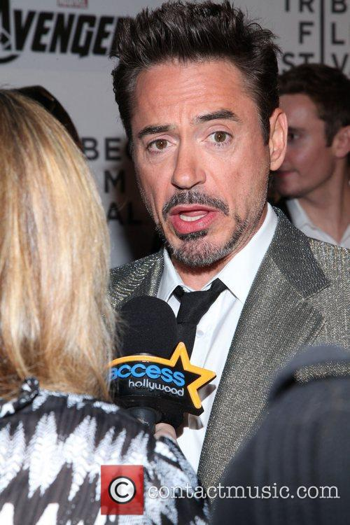 Robert Downey Jr and Tribeca Film Festival 12