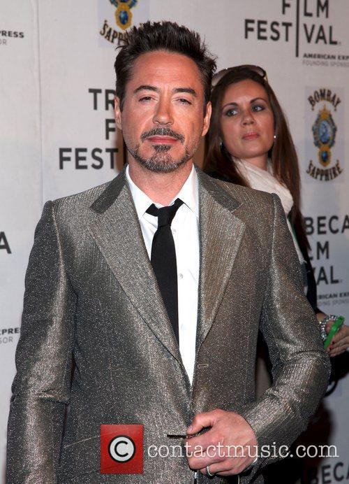 Robert Downey Jr and Tribeca Film Festival 1