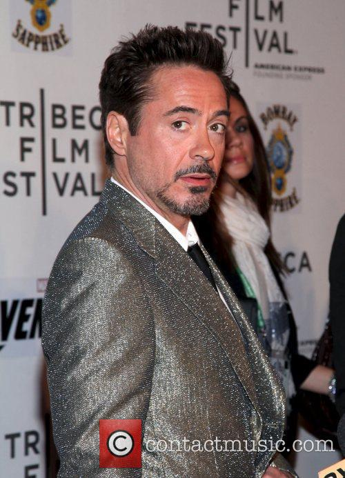 Robert Downey Jr and Tribeca Film Festival 13