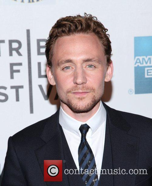Tom Hiddleston 'Marvel's The Avengers' premiere during the...