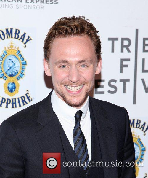 Tom Hiddleston, Tribeca Film Festival