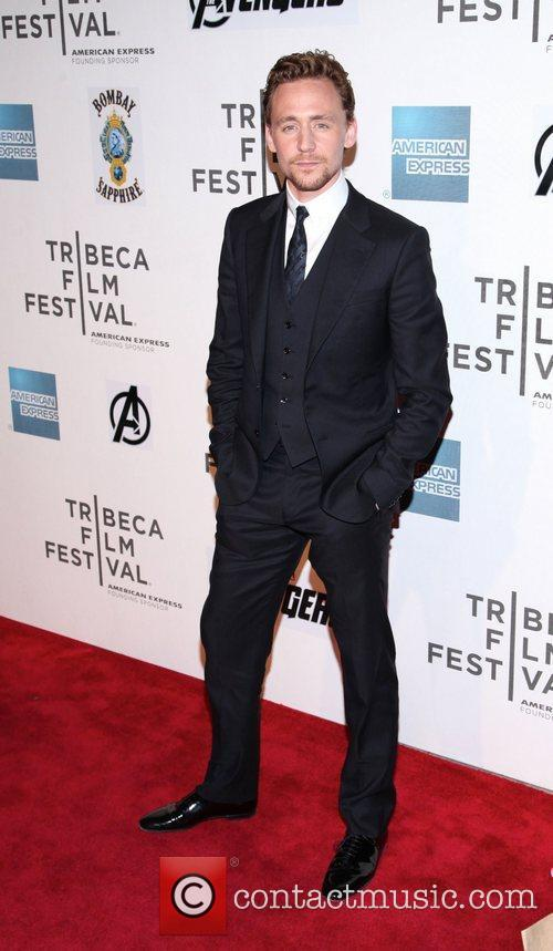 Tom Hiddleston and Tribeca Film Festival 5