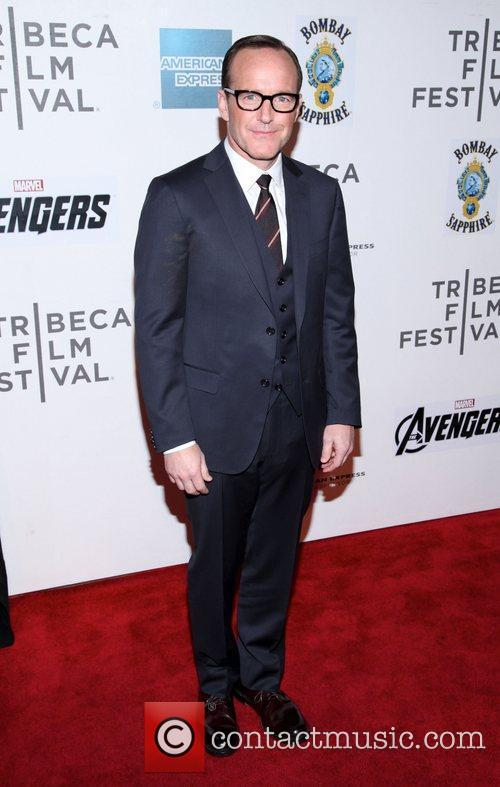 Clark Gregg and Tribeca Film Festival 3