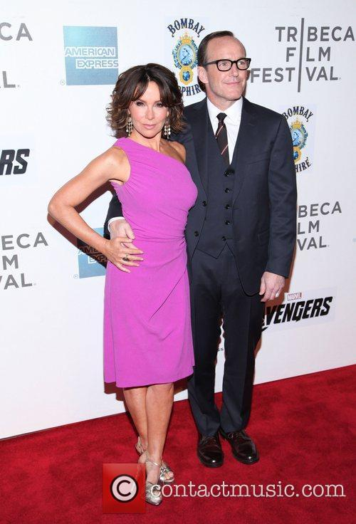 Jennifer Grey, Clark Gregg and Tribeca Film Festival 3