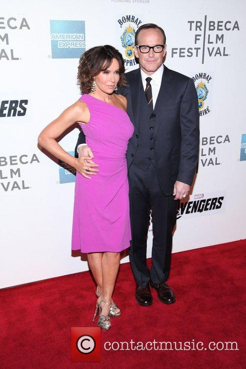 Jennifer Grey, Clark Gregg and Tribeca Film Festival 4