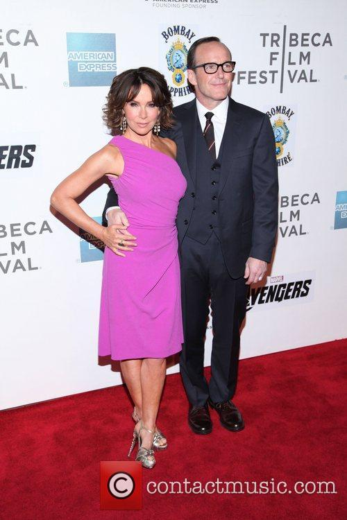 Jennifer Grey, Clark Gregg and Tribeca Film Festival 5