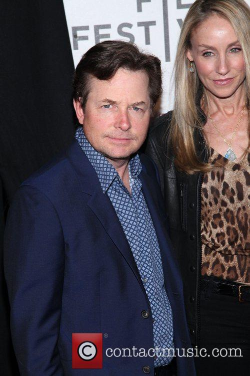 Michael J Fox and Tribeca Film Festival 5