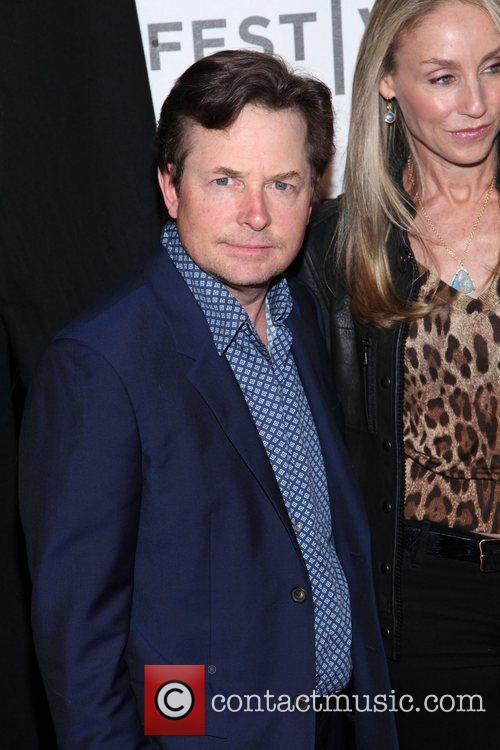Michael J Fox and Tribeca Film Festival 6