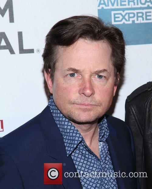 Michael J Fox and Tribeca Film Festival 1