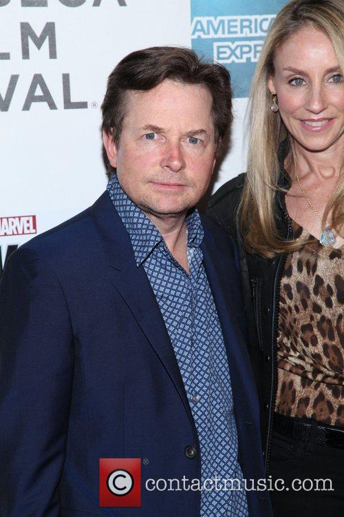 Michael J Fox and Tribeca Film Festival 8