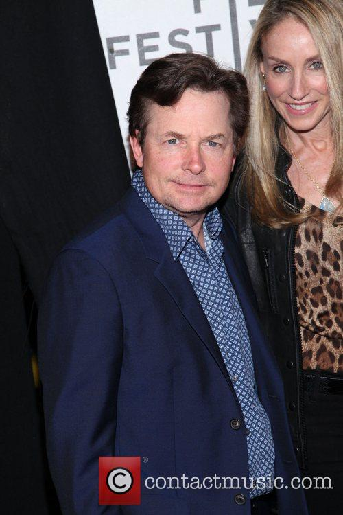 Michael J Fox and Tribeca Film Festival 9