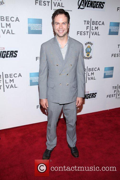 Taran Killam and Tribeca Film Festival 4