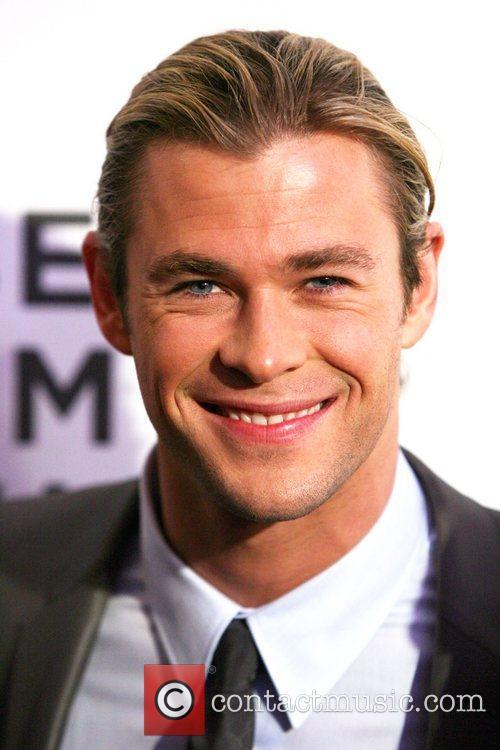 Chris Hemsworth and Tribeca Film Festival 1