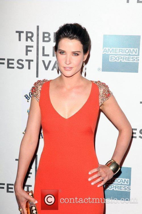 Cobie Smulders and Tribeca Film Festival 17