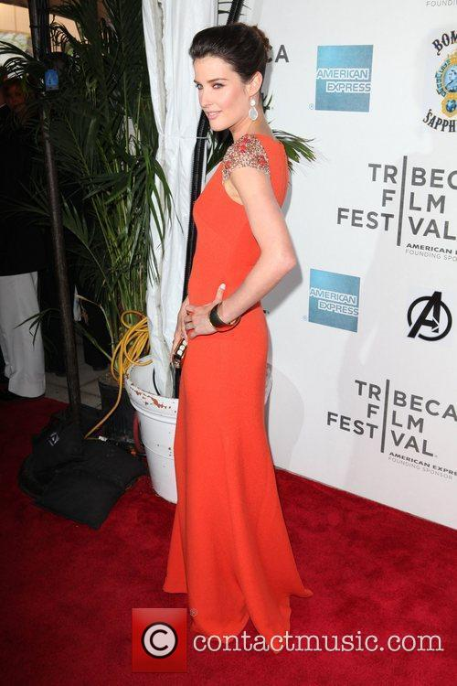 Cobie Smulders and Tribeca Film Festival 21