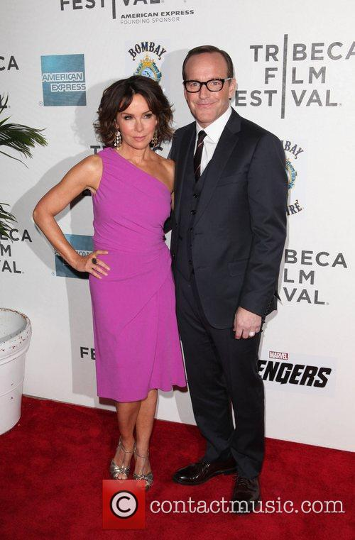 Jennifer Grey, Clark Gregg and Tribeca Film Festival 6