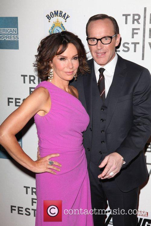 Jennifer Grey, Clark Gregg and Tribeca Film Festival 7