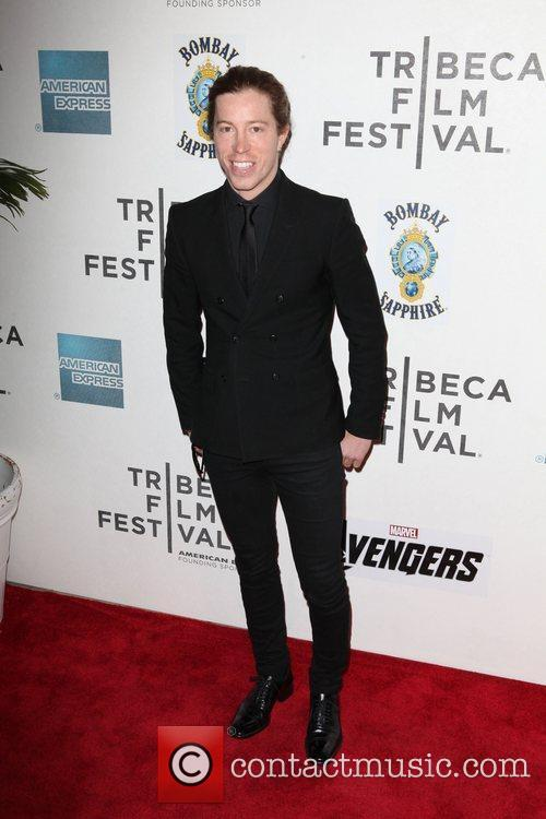 Shaun White and Tribeca Film Festival 2