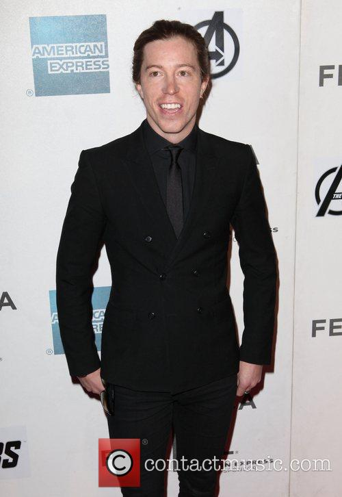 Shaun White and Tribeca Film Festival 1