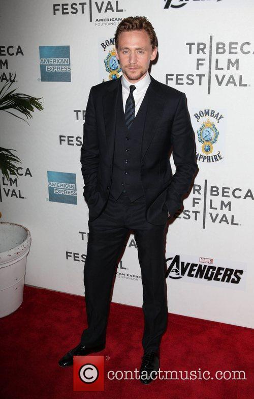 Tom Hiddleston and Tribeca Film Festival 8