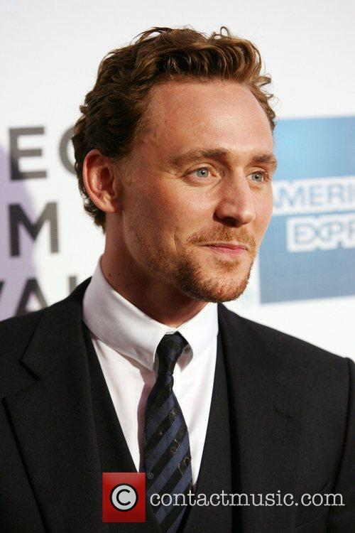 Tom Hiddleston and Tribeca Film Festival 1