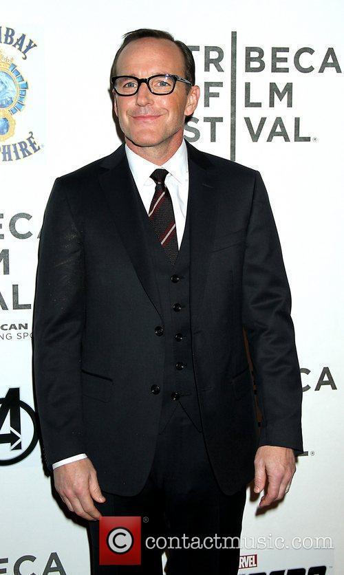 Clark Gregg, Avengers Premiere