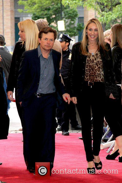 Michael J Fox, Tracy Pollan and Tribeca Film Festival 10