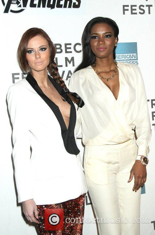 Miss USA Madeline Mitchell, Miss Universe Leila Lopes...