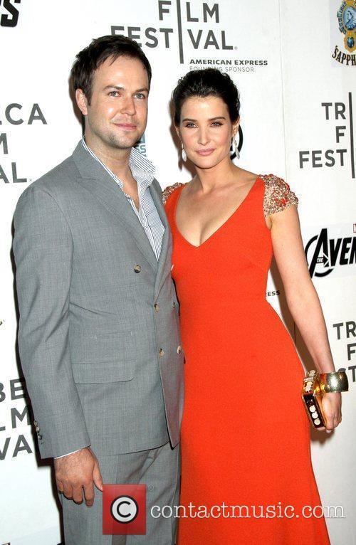 Taran Killam, Cobie Smulders and Tribeca Film Festival 6
