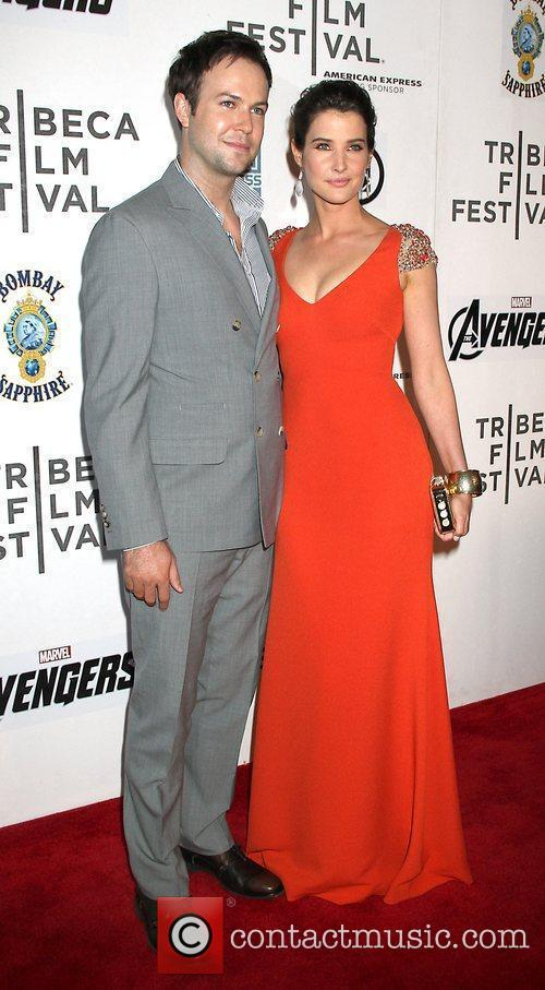 Taran Killam, Cobie Smulders and Tribeca Film Festival 7