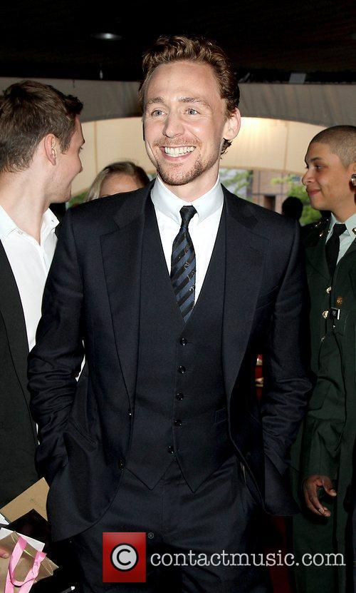 Tom Hiddleston and Tribeca Film Festival 11