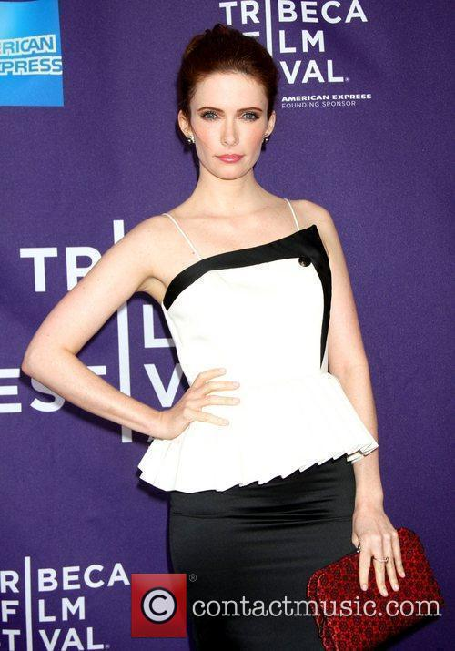 Bitsie Tulloch and Tribeca Film Festival 5