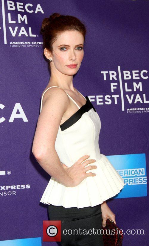 Bitsie Tulloch and Tribeca Film Festival 6
