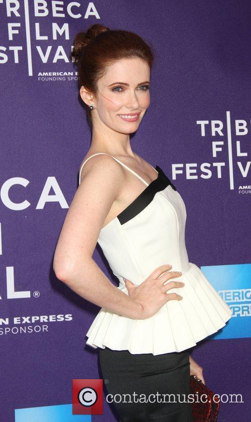 Bitsie Tulloch and Tribeca Film Festival 7