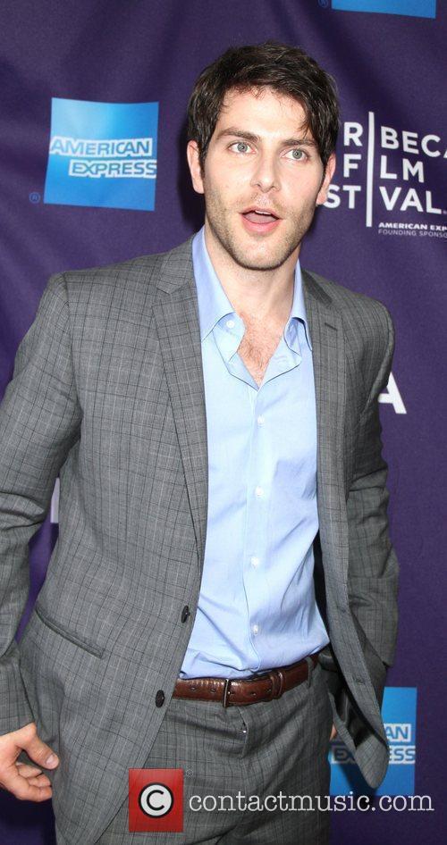David Giuntoli  2012 Tribeca Film Festival -...